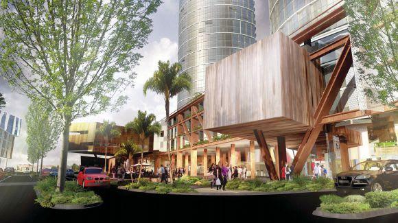 Preston Market set for 100 metre towers