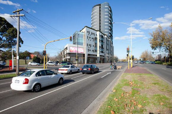 The making of Malvern East