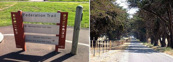 Cycle routes that need improving: the Federation Trail