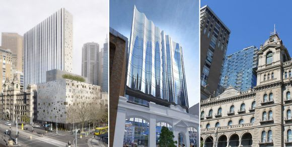 5000 new hotel rooms for Melbourne