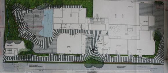 Planning Application > 12 Queens Road, Melbourne