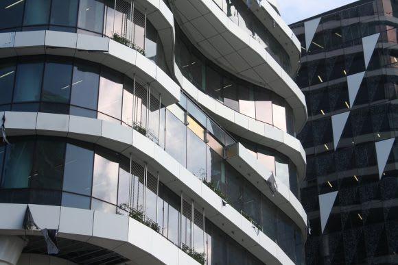 Meinhardt's take on green facade progression