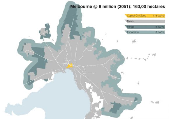 Melbourne's Growing Pains and the Middle Suburbs