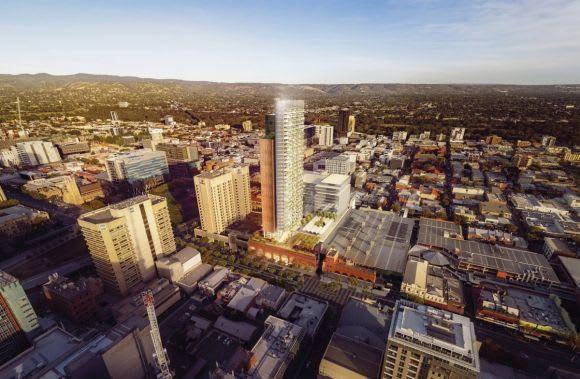 Adelaide's Central Market Arcade to undergo 0 million redevelopment