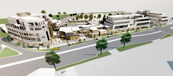 Outer suburban Berwick to get an urban development injection