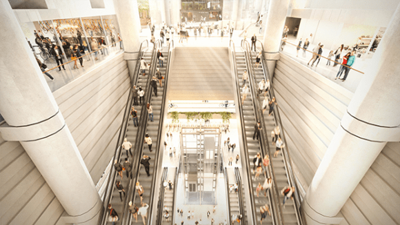 Martin Place Metro Station's Integrated Development Clears Final Hurdle