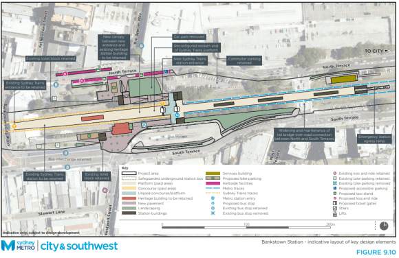 Sydney Metro City & Southwest enters new consultation round