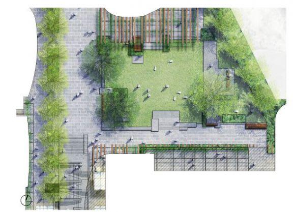 Planning Application: 614-666 Flinders Street, Docklands