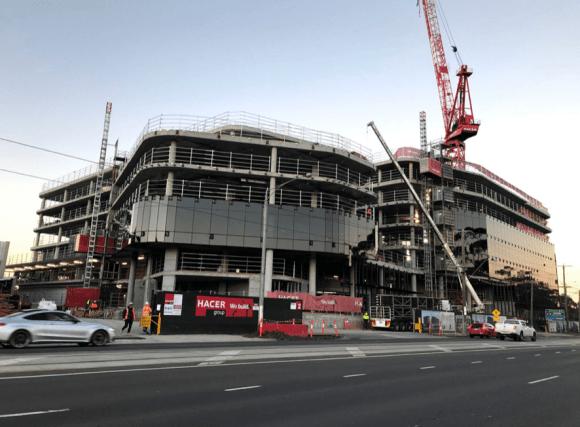Botanicca 3 construction update