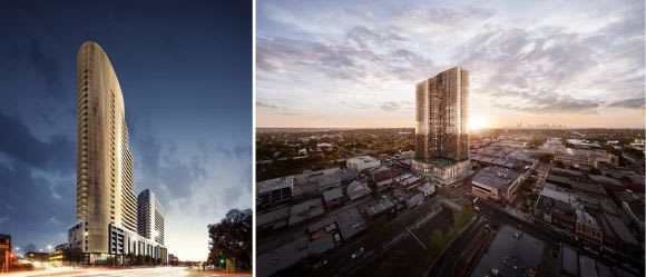 A new order: 820 Whitehorse Road, Box Hill