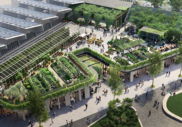 Frasers Property invites EOI to design, construct & operate its rooftop farm at Burwood Brickworks