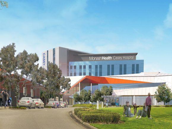 John Holland to build the new Victorian Heart Hospital