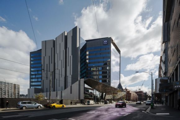 The new Victoria Police Centre looks set to become reality