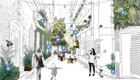 City of Melbourne's Green Your Laneway initiative moves forward
