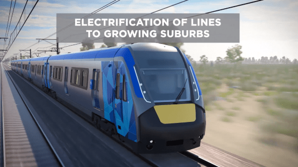 Spring Street allocates  million toward planning work for faster rail services to Geelong