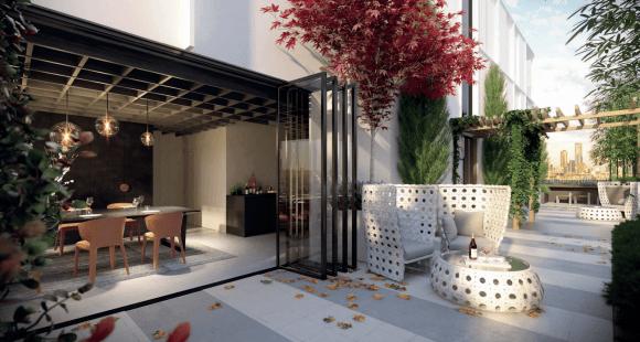 Embassy amenities