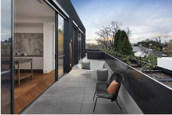 The Englefield brings hotel-style living and craftsmanship to South Yarra