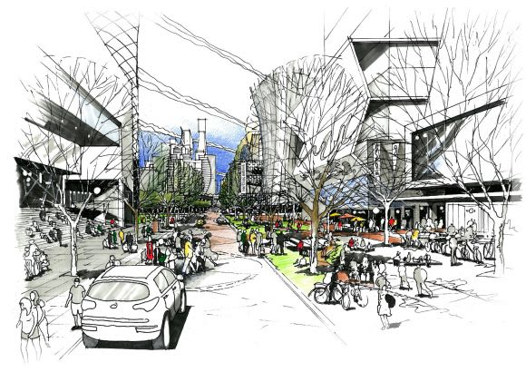Fishermans Bend vision becoming clearer: consultation now open