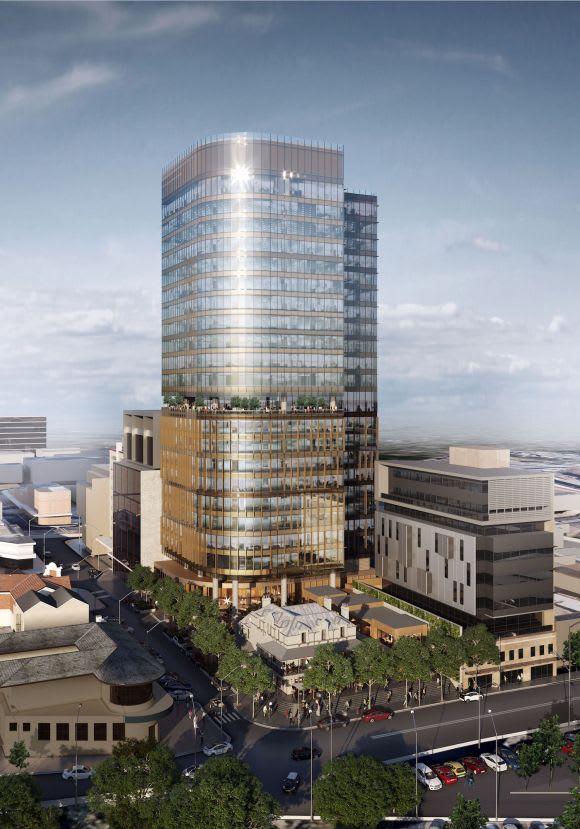 Fender Katsalidis' Liverpool Quarter Tower receives the green light