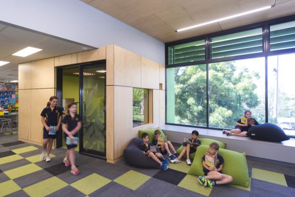 Children at the heart of the school design process