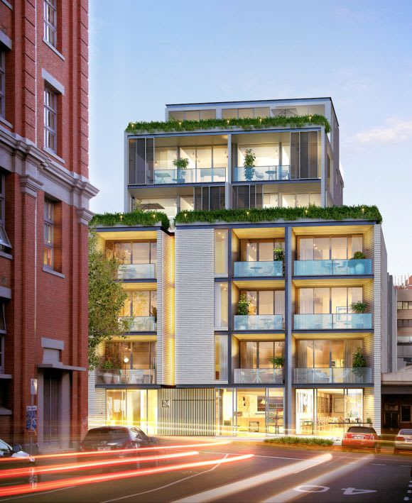 Going Going Gurner! 28 Stanley Street and minimum apartment guidelines