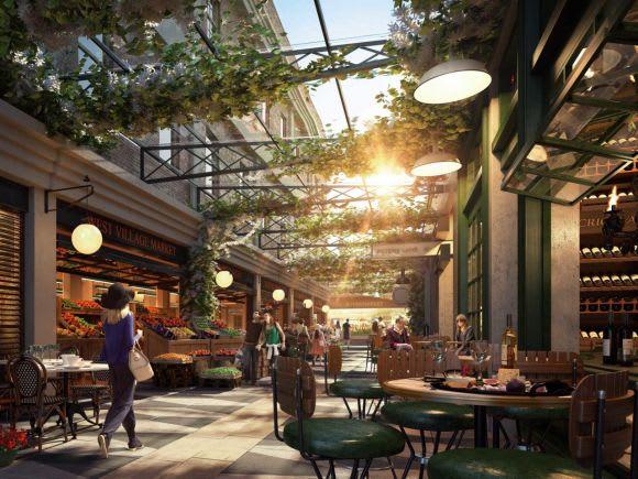 Plus Architecture lands at Brisbane's West Village