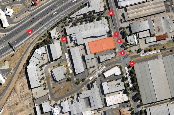 All on my lonesome > 101 Salmon Street, Port Melbourne