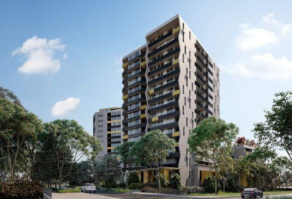 Lidcombe's Carter Street Precinct receives a considerable residential application