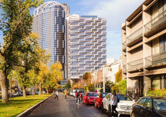 Perri Projects and Woods Bagot seek a new northern CBD focal point