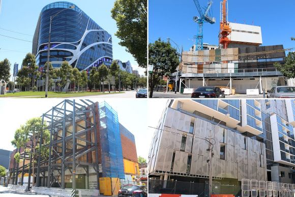 Redevelopment continues at pace within City North