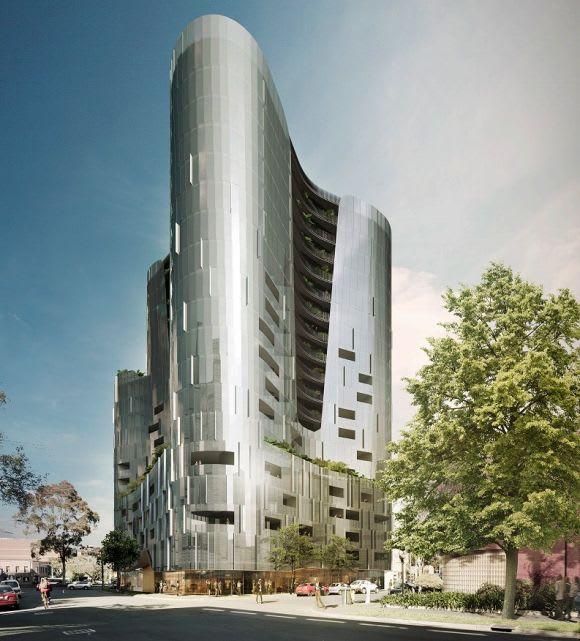Frater Group enters the high-rise game in South Melbourne