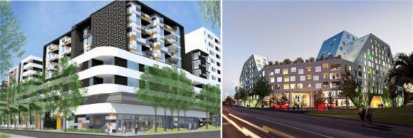 The former Coburg High School site seeks a fresh beginning
