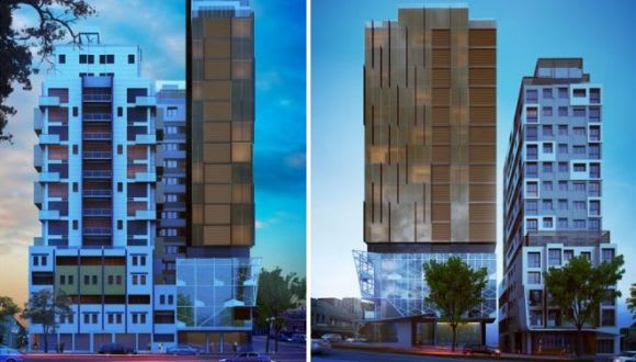 Middlefield Group favours hotel suites over apartments in West Melbourne