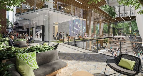 Investa and Charter Hall eye Brisbane's Queen Street for a new commercial skyscraper