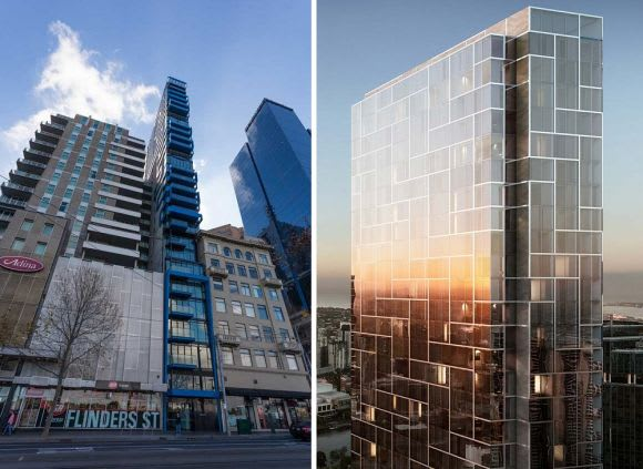 Is there still a place for the 'skinny skyscraper' in Melbourne?