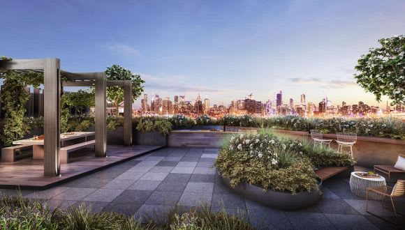 Footscray's Cowper Residences set to cater for all buyers