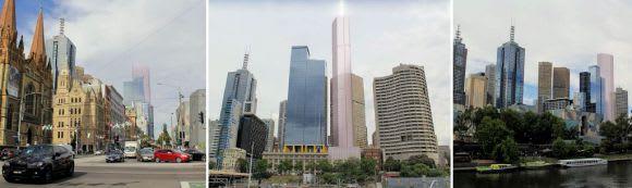 DEXUS seeking a Nexus: 32-44 Flinders Street planning application