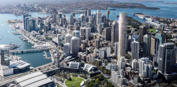 Architectus and Ingehoven on Sydney's latest super skyscraper