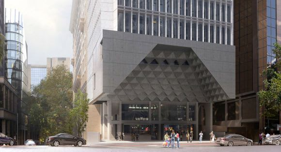 Candalepas Associates delivers the latest for Sydney's burgeoning office market