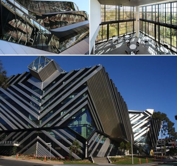Monash Clayton facilitates another grand design gesture