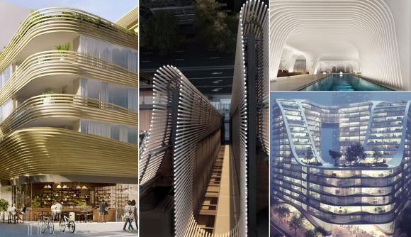 Koichi Takada designs Crown Group's next considerable residential project
