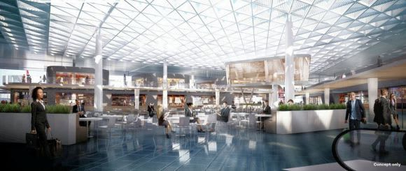 Melbourne Airport's stakeholder presentation reveals a new International Terminal