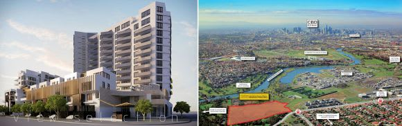 Orion International Group set for a suburban apartment blitz