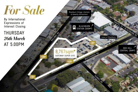 Blackburn's 'Lexus' site edges closer to major development, but...