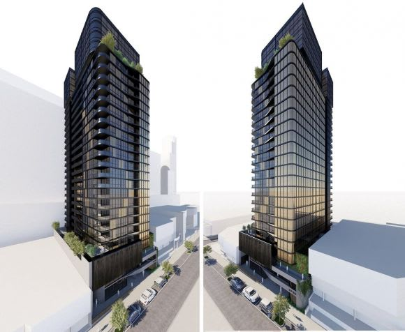 Is this Box Hill's next big tower?