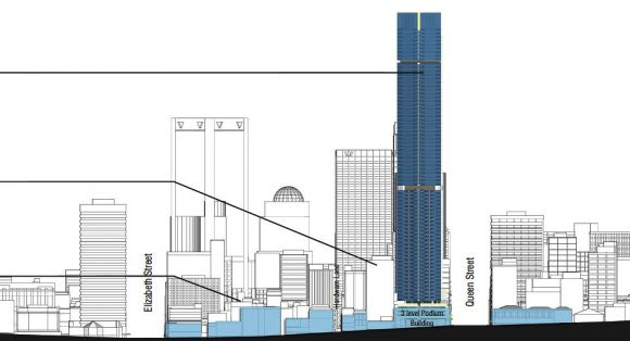 Planning Application: 280 Queen Street, Melbourne
