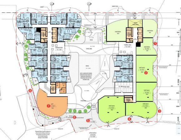 AZX Group's Docklands development rounds out the Stadium Precinct