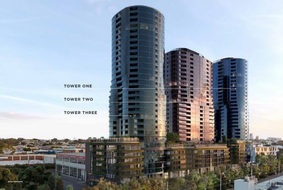 FIFTEEN85 is Fishermans Bend's first major launch of 2018