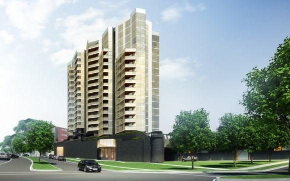 Shayher Group's The One begins construction; Pentridge Coburg awaits