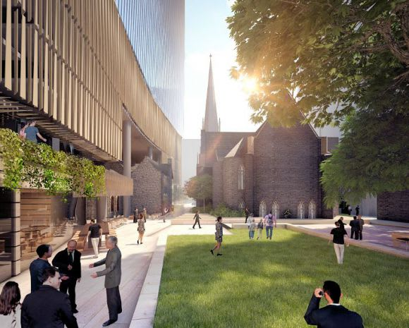 Wesley Place seeks to bring new life to Lonsdale Street